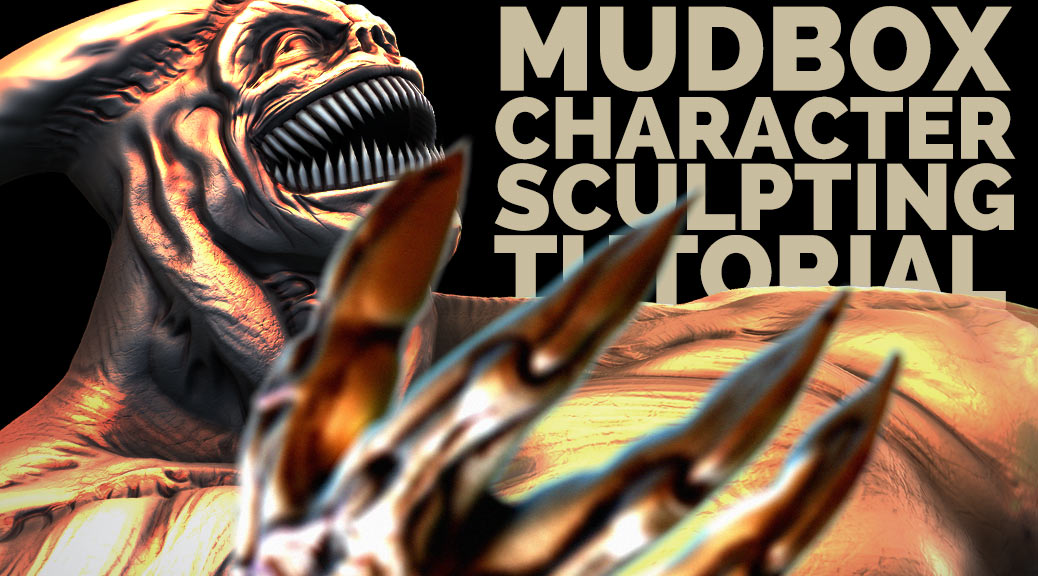 Mudbox Character Sculpting – DETAILING