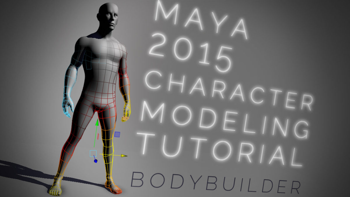 Body Modeling Maya 2015 edition